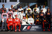 Fernando Alonso and Sebastian Vettel Photos Photo