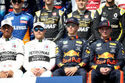 Max Verstappen and Pierre Gasly Photos Photo