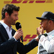 Lewis Hamilton Mark Webber Photos