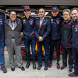 Christian Horner and Pierre Gasly Photos