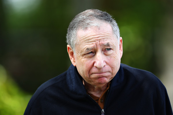 Jean Todt in F1 Grand Prix of China - Zimbio