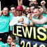 Lewis Hamilton Photos - Lewis Hamilton of Great Britain and Mercedes GP celebrates his win with his team during the Monaco Formula One Grand Prix at Circuit de Monaco on May 29, 2016 in Monte-Carlo, Monaco. - F1 Grand Prix of Monaco
