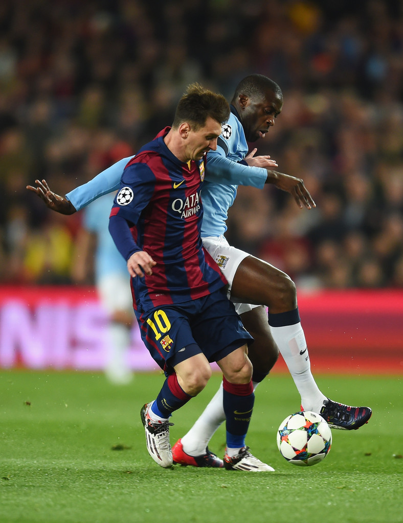 barcelona fc and manchester city fc The athletes limbering up at girona fc are part of a global business that's gained  a foothold in spain's top league.