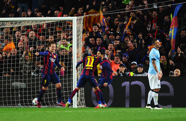 Fc Barcelona Vs Manchester City