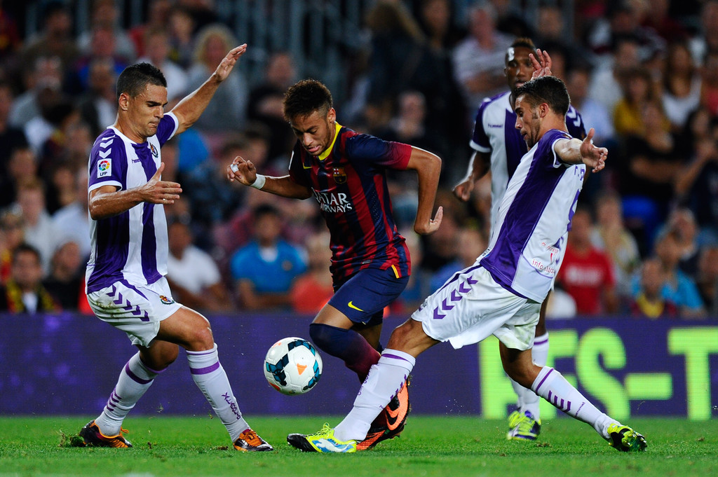 barcelona vs valladolid - photo #14