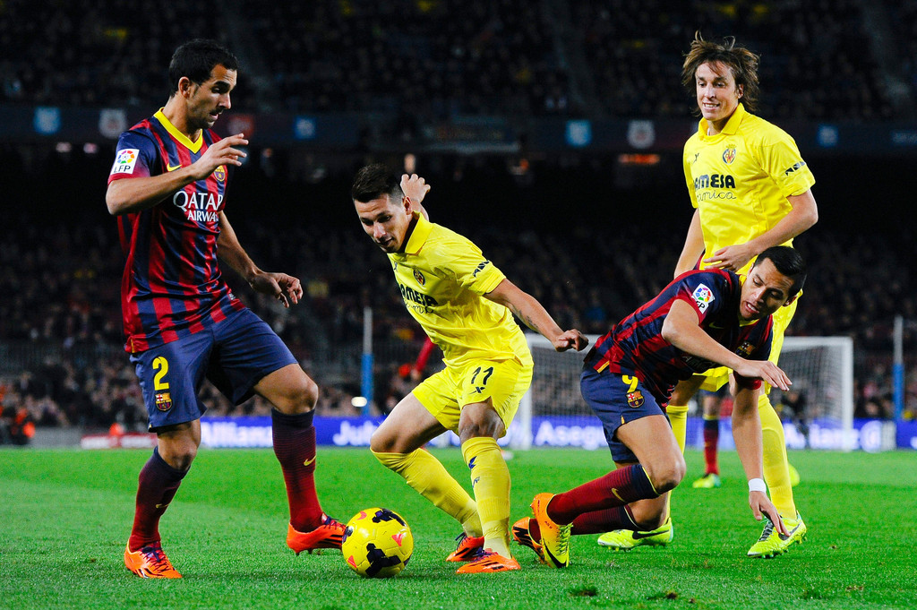 barcelona vs villarreal - photo #30