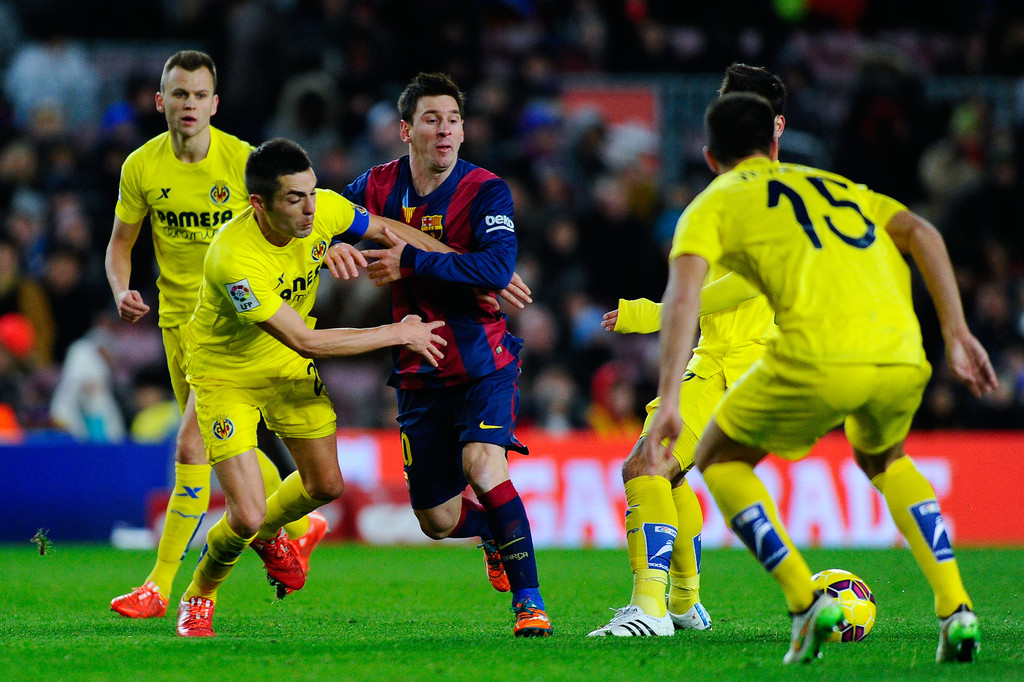 barcelona vs villarreal - photo #12