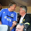 Guus Hiddink Dan Petrescu Photos