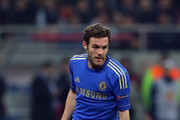 Juan Mata of Chelsea in action during the UEFA Europa League Round of 16 match between FC Steaua Bucuresti and Chelsea at the National Arena on March 7, 2013 in Bucharest, Romania.