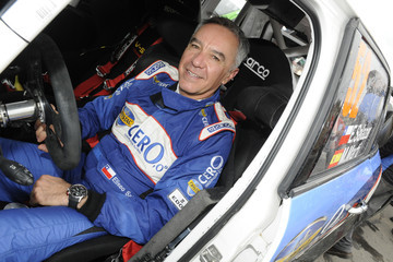 Eliseo Salazar FIA World Rally Championship Argentina - Day One