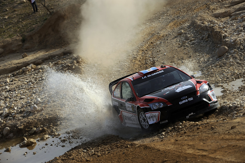 Making a Splash - Awesome Rally Car Pics - Zimbio
