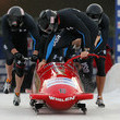 Todd Hays FIBT World Cup Bobsled & Skeleton
