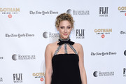 Lili Reinhart attends the 2019 IFP Gotham Awards with FIJI Water at Cipriani Wall Street on December 02, 2019 in New York City.