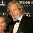 Jeff Bridges and Susan Geston Photos