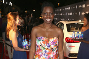 Actress Adepero Oduye at the 9th Annual Women in Film Pre-Oscar Cocktail Party in partnership with FIJI Water on February 26, 2016 in West Hollywood, California.