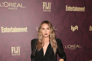 Camilla Luddington attends FIJI Water at Entertainment Weekly Pre-Emmy Party on September 15, 2018 in Los Angeles, California.
