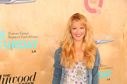 Charlotte Ross attends OCRF's 3rd Annual Super Saturday LA in partnership with FIJI Water on June 9, 2016 in Los Angeles, California.