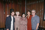 (L - R) Sam Levinson, Hunter Schafer, Barbie Ferreira, Zendaya and Eric Dane attend the premiere afterparty of HBO's Euphoria during the ATX Television Festival at the Paramount Theatre on May 6, 2019 in Austin, Texas.