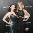 Kat Dennings and Beth Behrs in Rubin Singer and Patricia Bonaldi