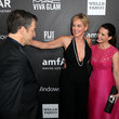 Sharon Stone and Kenneth Cole Photos