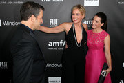 Sharon Stone and Kenneth Cole Photos Photo
