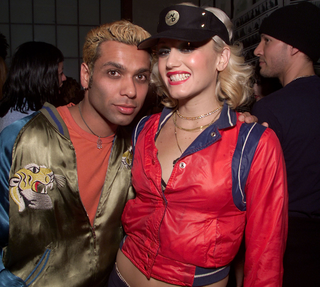 tony kanal and gwen