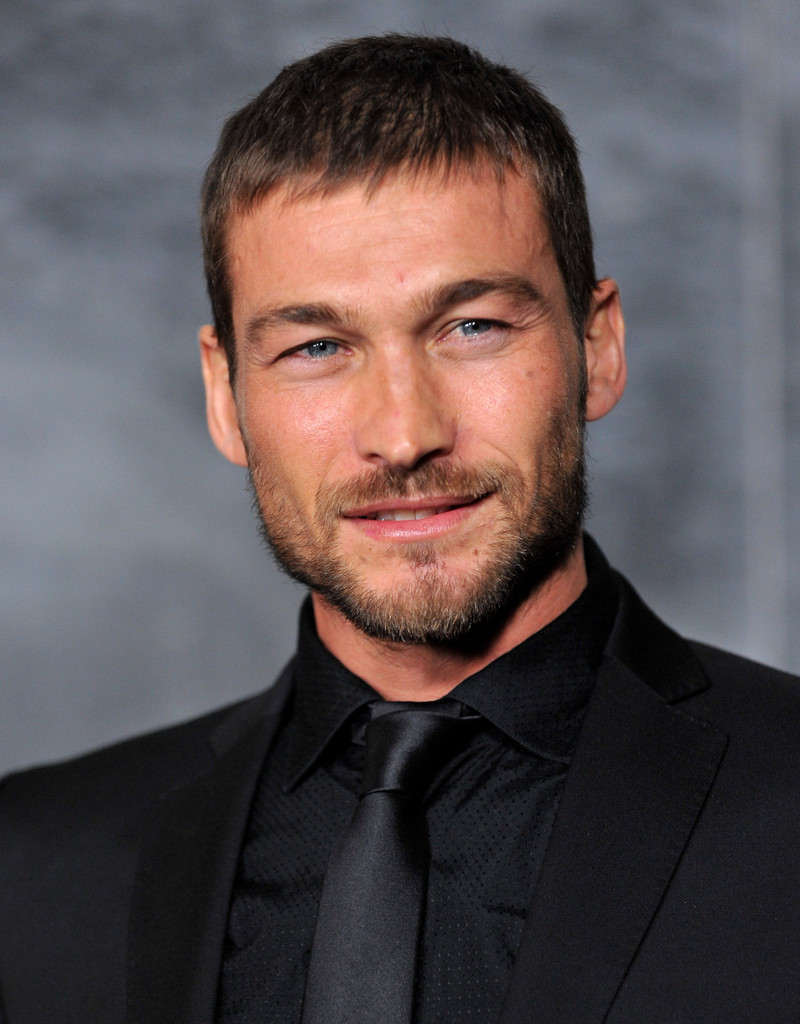 Andy Whitfield In File Actor Andy Whitfield Dies At 39