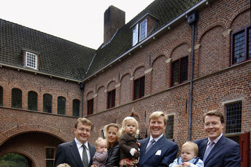 Princess Mabel (FILE) Dutch Prince Friso Dies at Age 44