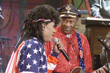 Chuck Berry (FILE) In Profile: Chuck Berry
