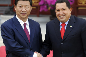 Hugo Chavez (FILE) In Profile: Xi Jinping