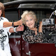 Amanda Barrie (FILE) A Look Back At The London Cab