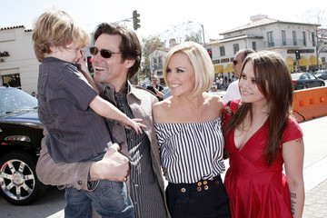 Jim Carrey Jane Carrey FILE PHOTOS: Jim Carrey Splits With Jenny McCarthy