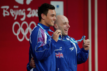 Tom Daley Peter Waterfield FINA Diving World Series 2012 (2nd Leg) - Day 1