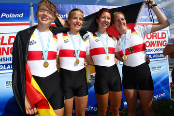 Lena Mueller FISA Rowing World Championships - Day Eight
