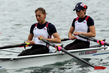 Abelyn Broughton FISA Rowing World Cup - Day Two