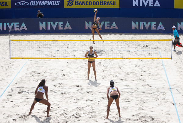 FIVB Beach Volleyball World Tour Rio Open - Day 1