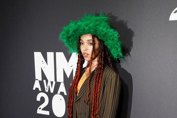 FKA Twigs NME Awards 2020 - Red Carpet Arrivals