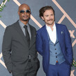 Clayne Crawford and Damon Wayans Photos