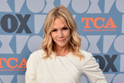 Jennie Garth attends the FOX Summer TCA 2019 All-Star Party at Fox Studios on August 07, 2019 in Los Angeles, California.