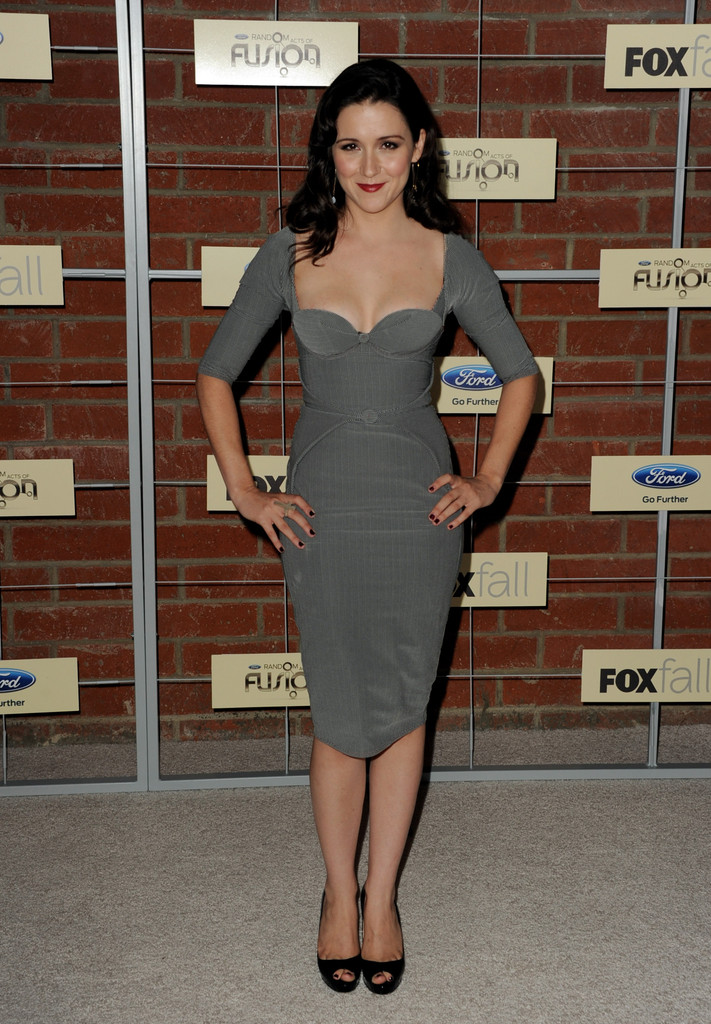 SHANNON WOODWARD at Katy Perry Part of Me Premiere in Los