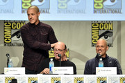 Theo Rossi and David Labrava Photos Photo