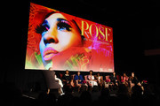 "(L-R) Ryan Murphy, Janet Mock, Steven Canals, Mj Rodriguez, Billy Porter, Indya Moore, Dominique Jackson and Our Lady J attend the FYC Event for FX'x ""Pose"" at the Hollywood Athletic Club on June 01, 2019 in Hollywood, California."