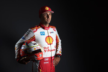 Fabian Coulthard 2017 Supercars Media Day