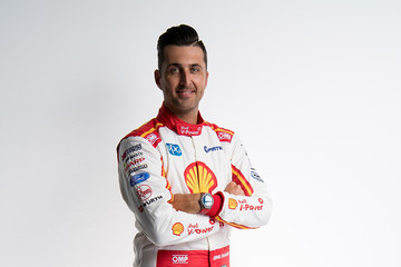 Fabian Coulthard Supercars 2018 Media Day