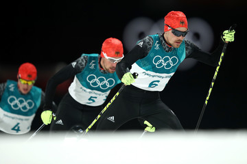Fabian Riessle Nordic Combined - Winter Olympics Day 11
