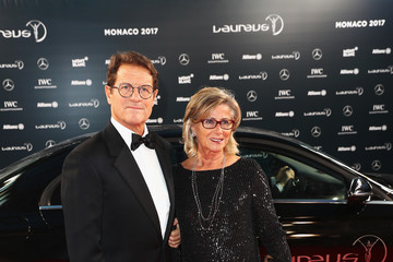 Fabio Capello Red Carpet - 2017 Laureus World Sports Awards - Monaco