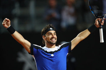 Fabio Fognini The Internazionali BNL d'Italia 2017 - Day Three