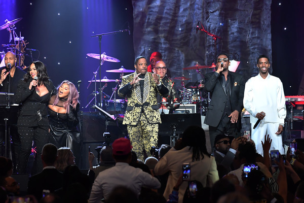 "Pre-GRAMMY Gala and GRAMMY Salute to Industry Icons Honoring Sean ""Diddy"" Combs - Show"