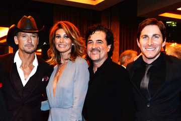 Faith Hill Big Machine Label Group Celebration