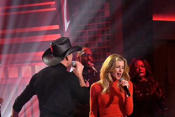 Faith Hill Tim McGraw & Faith Hill Visit 'The Tonight Show Starring Jimmy Fallon'